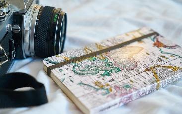 Photography & Travel Portal